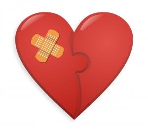 Bušení srdce v klidu